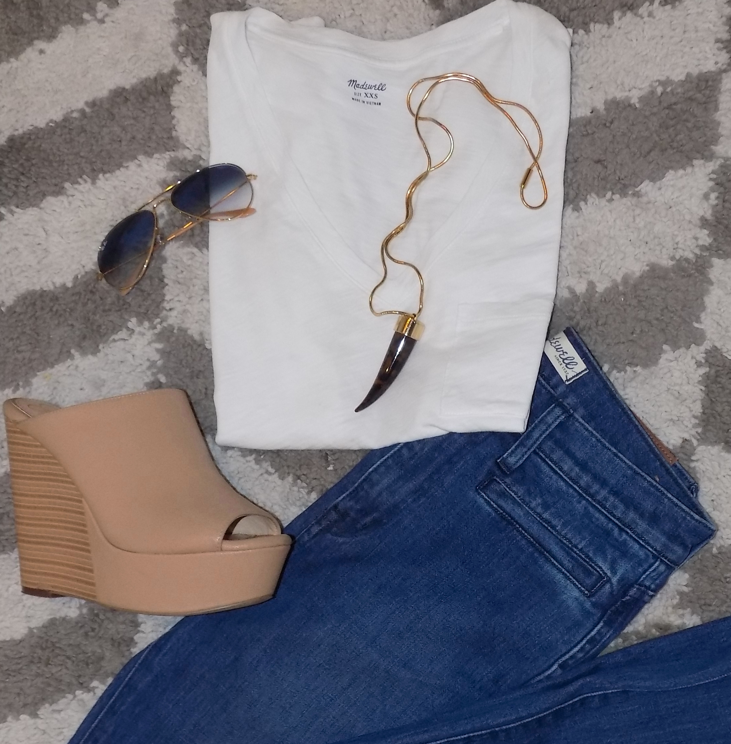 flare jeans styld grace