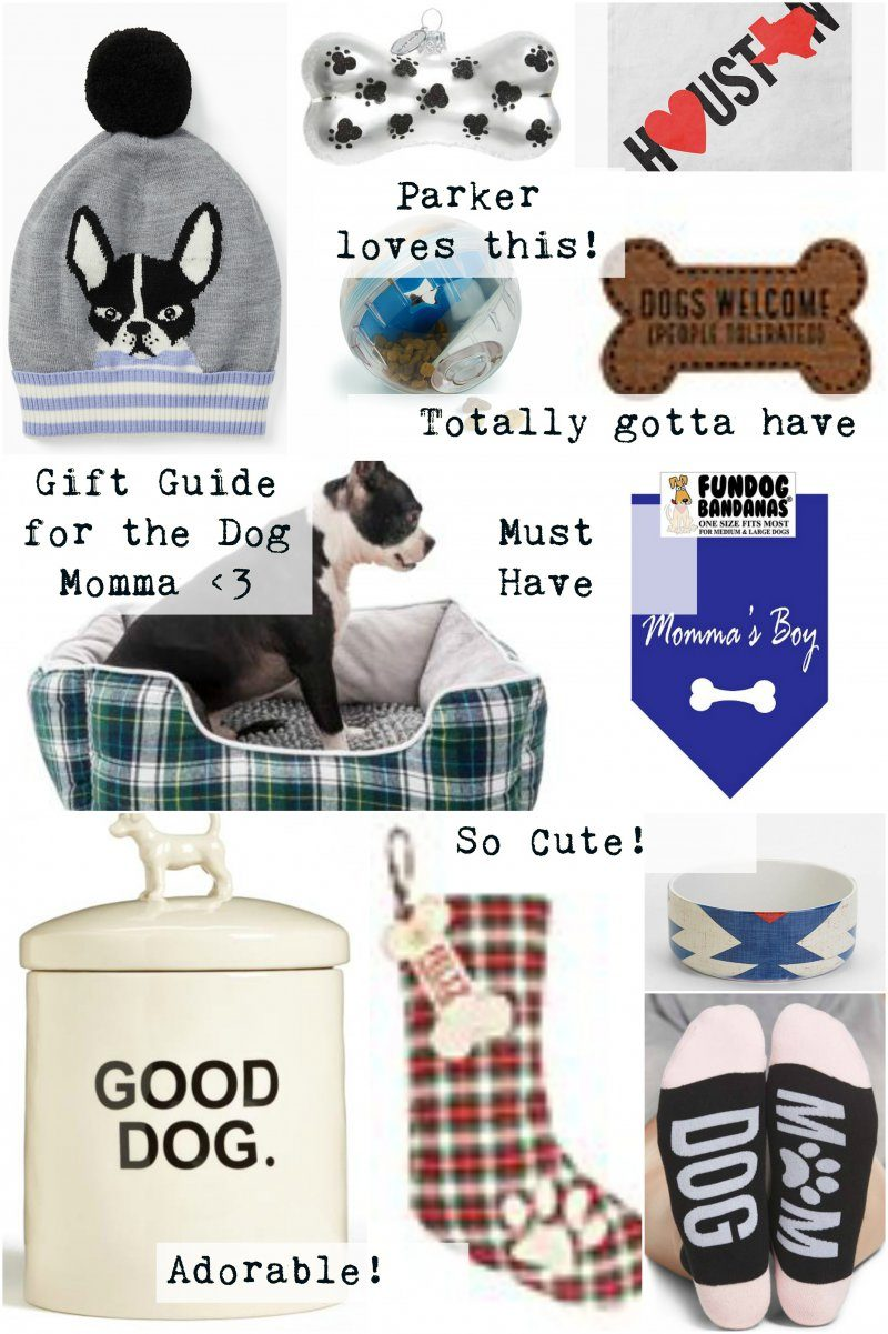 Gift Guide for the Obsessed Dog Mom